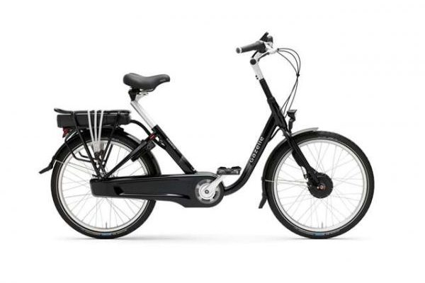 Gazelle Balance C7 HFP panter black