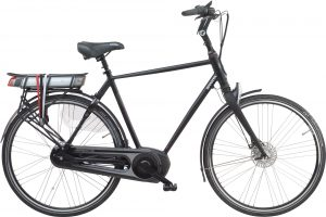 Sparta M8i LTD e-bike zwart