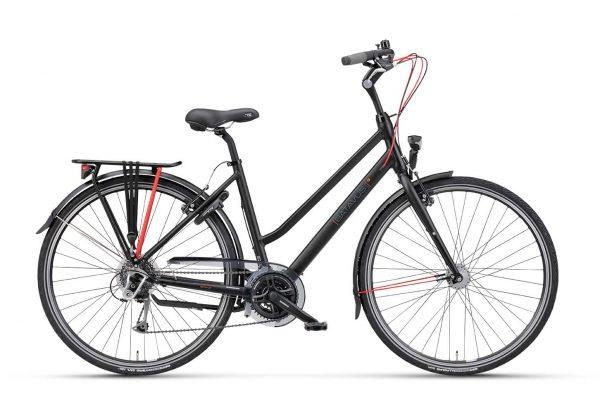 boulevard zwart fiets